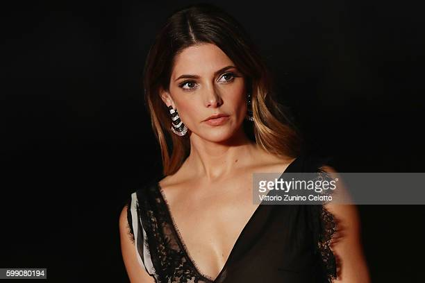 Ashley Greene attends the premiere of 'In Dubious Battle' during the 73rd Venice Film Festival at Sala Giardino on September 3 2016 in Venice Italy