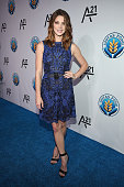 Ashley Greene attends the Unitas gala against Sex Trafficking at Capitale on September 15 2015 in New York City