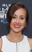 Ashley Hebert attends MLB Fan Cave 'Dig In And Do Good' Event at MLB Fan Cave on July 11 2013 in New York City