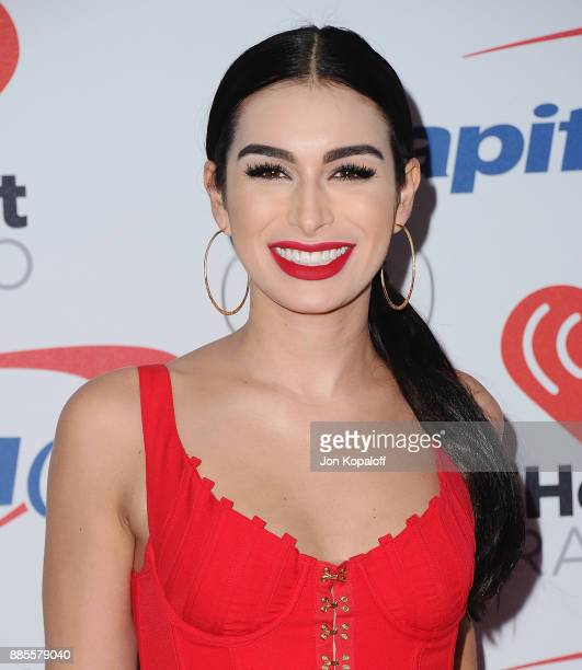 Ashley Iaconetti attends 1027 KIIS FM's Jingle Ball 2017 at The Forum on December 1 2017 in Inglewood California