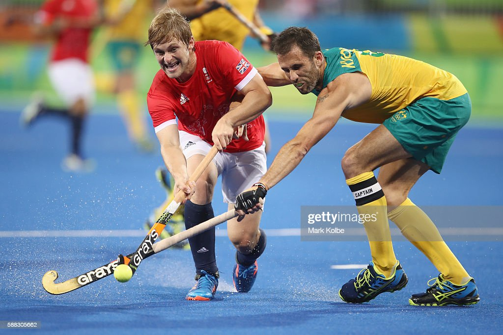 Hockey - Olympics: Day 5