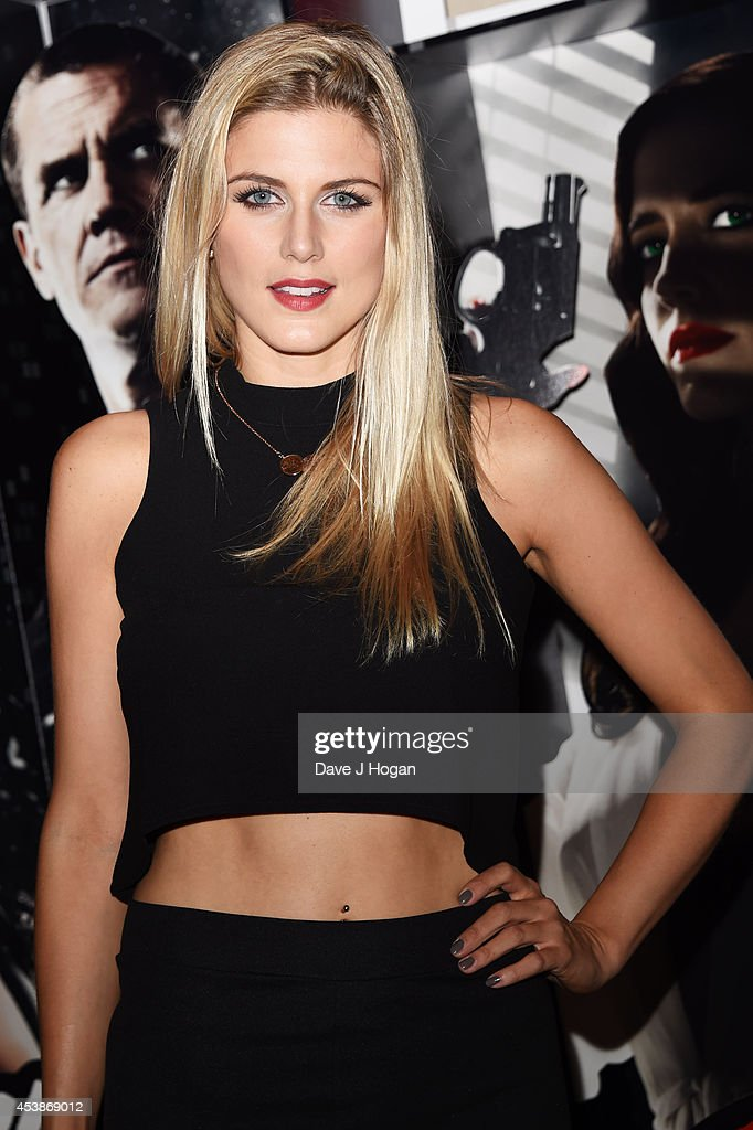 <a gi-track='captionPersonalityLinkClicked' href=/galleries/search?phrase=Ashley+James+-+Television+Host&family=editorial&specificpeople=15573838 ng-click='$event.stopPropagation()'>Ashley James</a> attends a VIP screening of 'Sin City 2' at Ham Yard Hotel on August 20, 2014 in London, England.