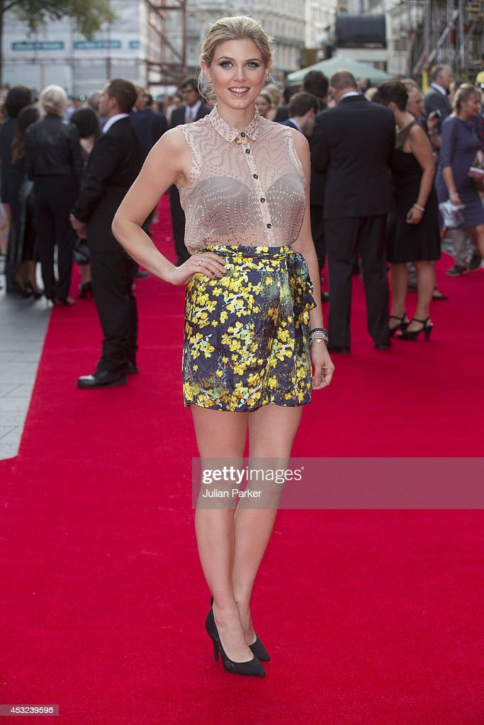 <a gi-track='captionPersonalityLinkClicked' href=/galleries/search?phrase=Ashley+James+-+Television+Host&family=editorial&specificpeople=15573838 ng-click='$event.stopPropagation()'>Ashley James</a> attends the World Premiere of 'The Inbetweeners 2' at Vue West End on August 5, 2014 in London, England.