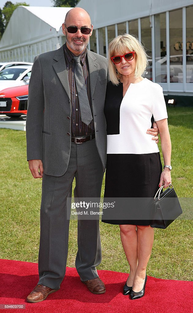 <a gi-track='captionPersonalityLinkClicked' href=/galleries/search?phrase=Ashley+Jensen&family=editorial&specificpeople=589548 ng-click='$event.stopPropagation()'>Ashley Jensen</a> and Terence Beesley attend day one of the Audi Polo Challenge at Coworth Park on May 28, 2016 in London, England.