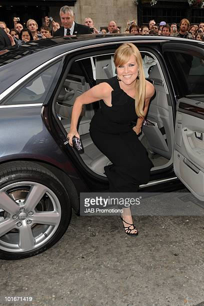 Ashley Jensen attends the Philips British Academy Television awards at London Palladium on June 6 2010 in London England