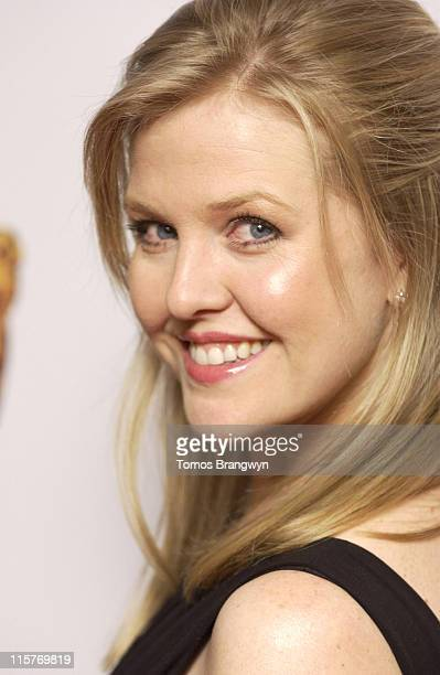 Ashley Jensen during BAFTA Craft Awards Inside Arrivals May 19 2006 at Grosvenor House in London Great Britain