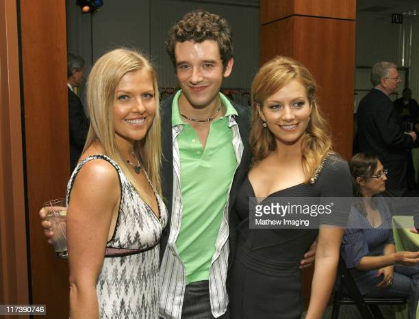 Ashley Jensen Michael Urie and Becki Newton *EXCLUSIVE*