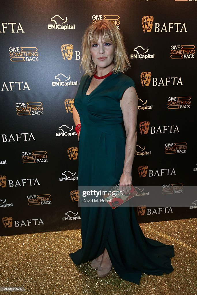 Ashley Jenson attend the BAFTA Film Gala in aid of the 'Give Something Back' campaign at BAFTA Piccadilly on February 11, 2016 in London, England.