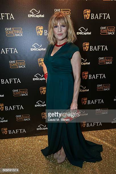 Ashley Jenson attend the BAFTA Film Gala in aid of the 'Give Something Back' campaign at BAFTA Piccadilly on February 11 2016 in London England