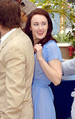 Ashley Johnson during 2006 Cannes Film Festival Fast Food Nation Photocall