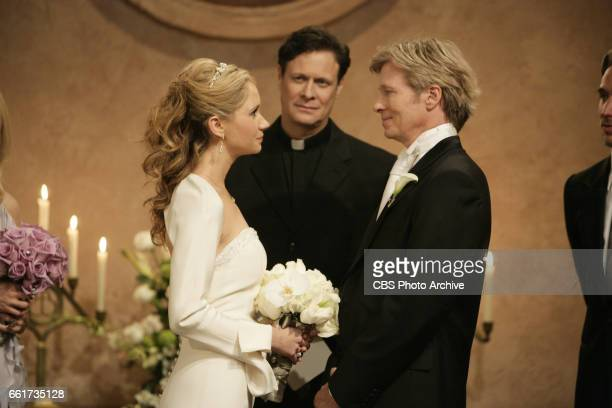 BEAUTIFUL Ashley Jones as Bridget Forrester Marone and Jack Wagner as Dominick Marone of CBSs THE BOLD AND THE BEAUTIFUL broadcast weekdays on the...