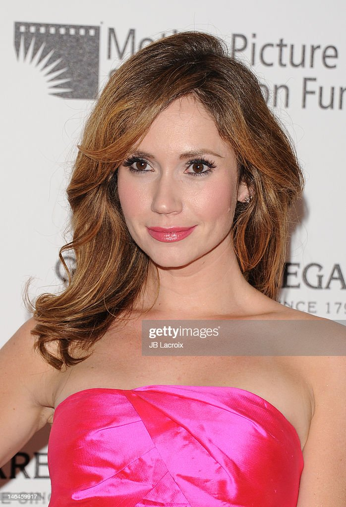 Ashley Jones attends the 100th anniversary celebration of the Beverly Hills Hotel & Bungalows supporting the Motion Picture & Television Fund and the American Comedy Fund hosted by Brett Ratner and Warren Beatty at The Beverly Hills Hotel on June 16, 2012 in Beverly Hills, California.