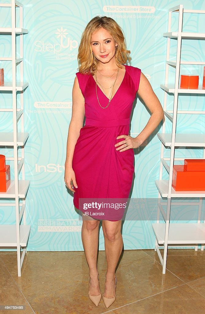 Ashley Jones attends the Step Up 11th Annual Inspiration Awards at The Beverly Hilton Hotel on May 30, 2014 in Beverly Hills, California.