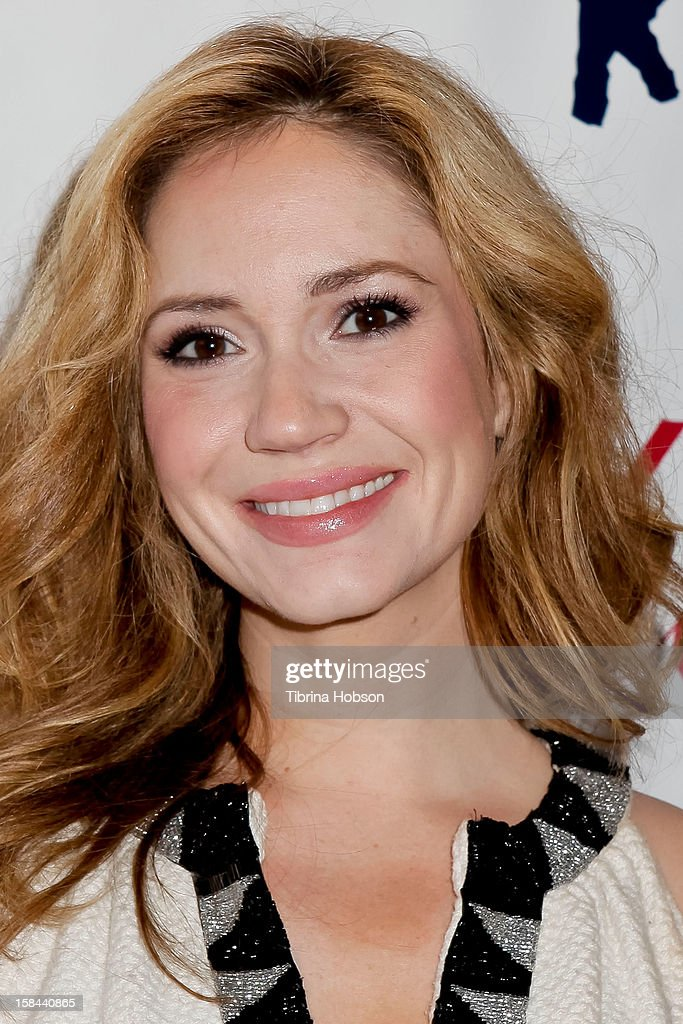 Ashley Jones attends the Truehearts winter wonderland charity gala, benefiting Children's Hospital Los Angeles at Avalon on December 16, 2012 in Hollywood, California.