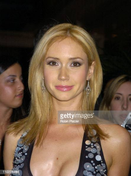 Ashley Jones during 32nd Annual Daytime Emmy Awards Outside Arrivals at Radio City Music Hall in New York City New York United States