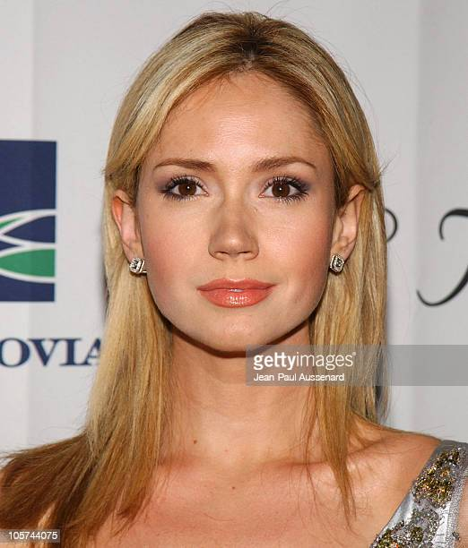 Ashley Jones during City of Hope 2005 Award of Hope Gala Arrivals at Beverly Hilton Hotel in Beverly Hills California United States
