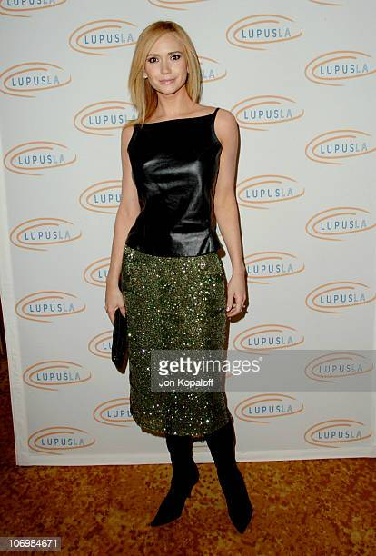 Ashley Jones during 'Hollywood Bag Ladies' Lupus Luncheon Honoring Carrie Brillstein at Regent Beverly Wilshire Hotel in Beverly Hills California...