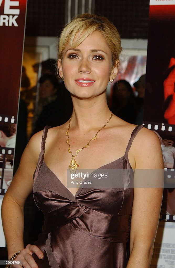 Ashley Jones during 'I Love Your Work' Los Angeles Premiere at Laemmle Fairfax Theater in Los Angeles, California, United States.