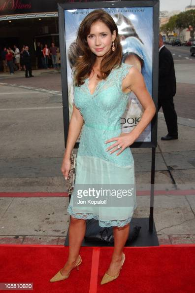 Ashley Jones during 'The Notebook' World Premiere Arrivals at Mann Village Theatre in Westwood California United States