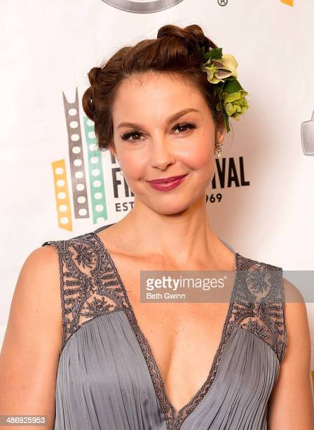 Ashley Judd attends the screening of the fim 'The Idenitical' on day 11 of the 2014 Nashville Film Festival at Regal Green Hills on April 26 2014 in...