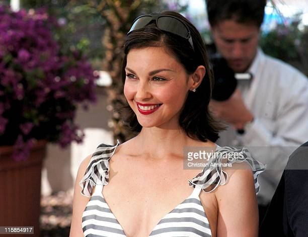 Ashley Judd during 2004 Cannes Film Festival 'De Lovely' Photocall in Cannes France