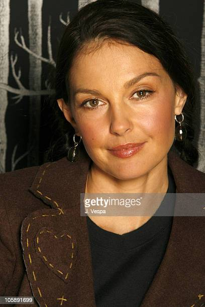 Ashley Judd during 2006 Sundance Film Festival 'Come Early Morning' Portraits at HP Portrait Studio in Park City Utah United States