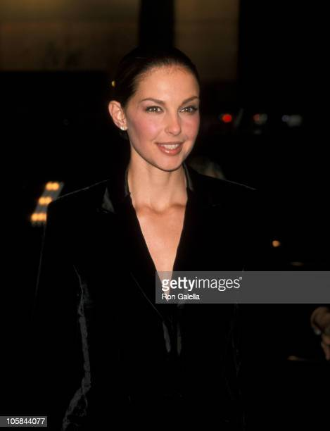 Ashley Judd during 'Double Jeopardy' New York City Premiere at Guild 50th Street Theater in New York City New York United States