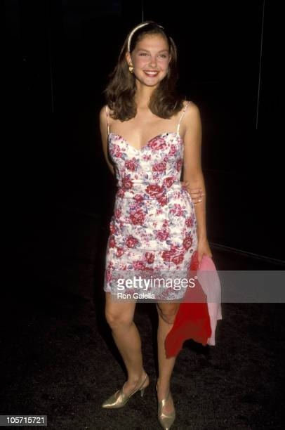 Ashley Judd during NBC 1992 Fall TCA Press Tour at Century Plaza Hotel in Los Angeles California United States