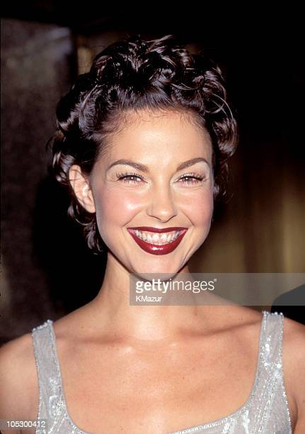 Ashley Judd during The 2nd Annual GQ Men of the Year Awards at Radio City Music Hall in New York City New York United States