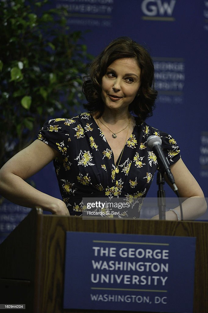<a gi-track='captionPersonalityLinkClicked' href=/galleries/search?phrase=Ashley+Judd&family=editorial&specificpeople=171188 ng-click='$event.stopPropagation()'>Ashley Judd</a> speaks at the Progress And Perspectives: Women's Reproductive Health A Conversation With <a gi-track='captionPersonalityLinkClicked' href=/galleries/search?phrase=Ashley+Judd&family=editorial&specificpeople=171188 ng-click='$event.stopPropagation()'>Ashley Judd</a> at George Washington University on March 1, 2013 in Washington, DC.