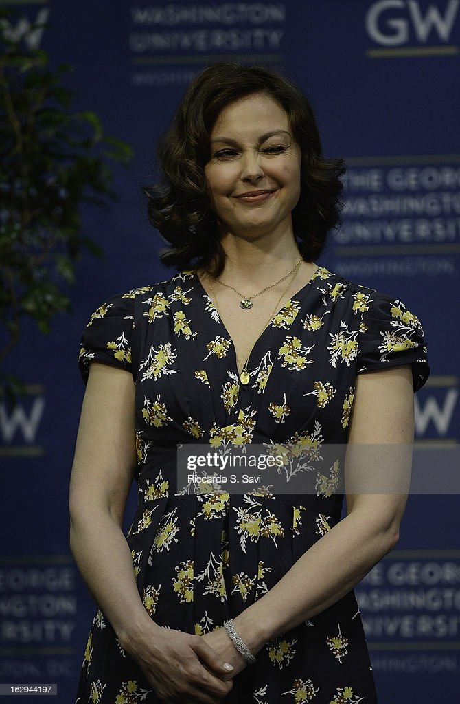 <a gi-track='captionPersonalityLinkClicked' href=/galleries/search?phrase=Ashley+Judd&family=editorial&specificpeople=171188 ng-click='$event.stopPropagation()'>Ashley Judd</a> winks at her mom Naomi Judd during the Progress And Perspectives: Women's Reproductive Health A Conversation With <a gi-track='captionPersonalityLinkClicked' href=/galleries/search?phrase=Ashley+Judd&family=editorial&specificpeople=171188 ng-click='$event.stopPropagation()'>Ashley Judd</a> at George Washington University on March 1, 2013 in Washington, DC.
