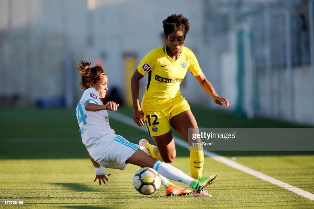 Olympique de Marseille v Paris Saint Germain - Women's Division 1