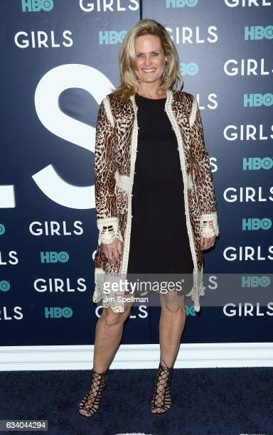 Ashley McDermott attends the the New York premiere of the sixth and final season of 'Girls' at Alice Tully Hall Lincoln Center on February 2 2017 in...