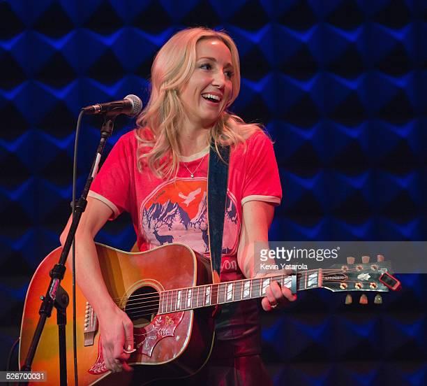 Ashley Monroe performing at Joe's Pub at the Public April 14 2014