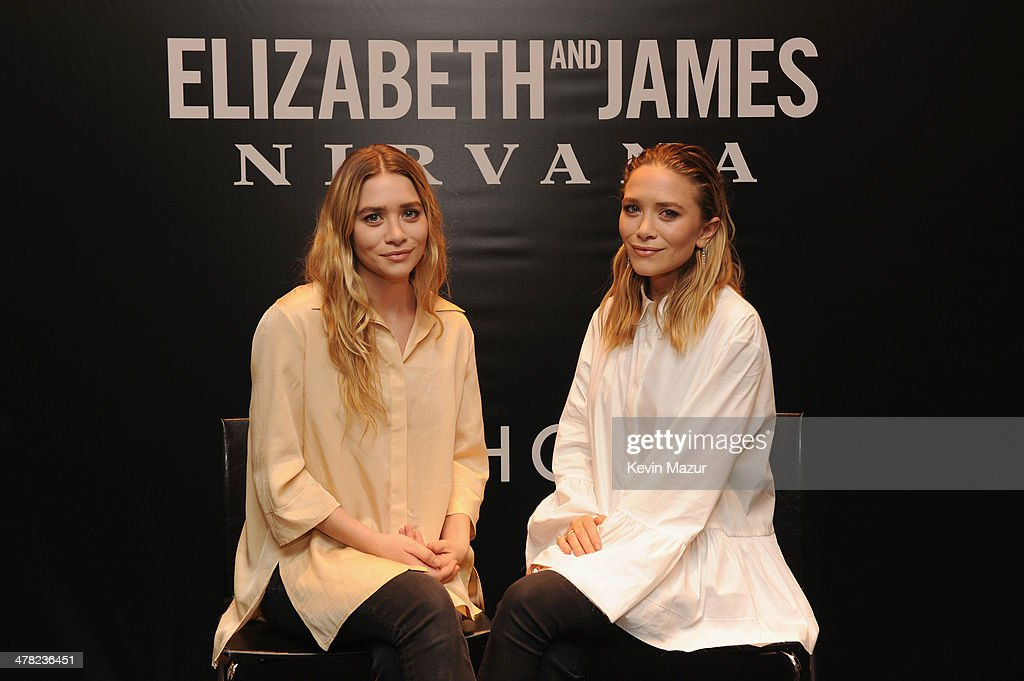 <a gi-track='captionPersonalityLinkClicked' href=/galleries/search?phrase=Ashley+Olsen&family=editorial&specificpeople=156429 ng-click='$event.stopPropagation()'>Ashley Olsen</a> and <a gi-track='captionPersonalityLinkClicked' href=/galleries/search?phrase=Mary-Kate+Olsen&family=editorial&specificpeople=156430 ng-click='$event.stopPropagation()'>Mary-Kate Olsen</a> attend the Elizabeth and James SEPHORA VIB ROUGE Event on March 12, 2014 in New York City.