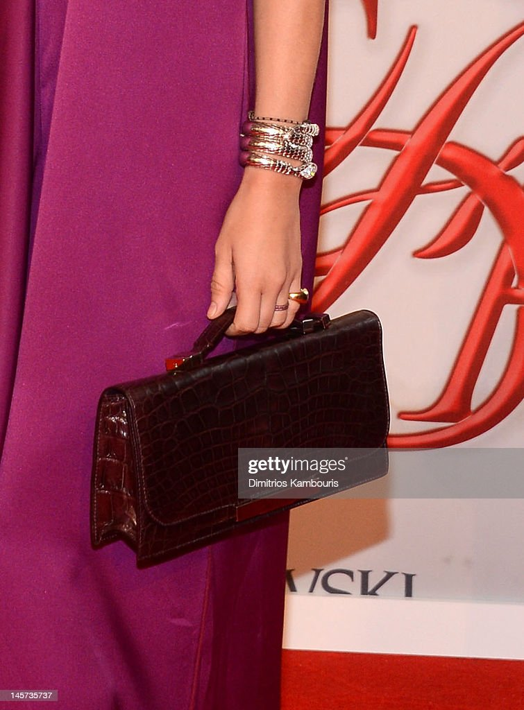 Ashley Olsen attends the 2012 CFDA Fashion Awards at Alice Tully Hall on June 4, 2012 in New York City.
