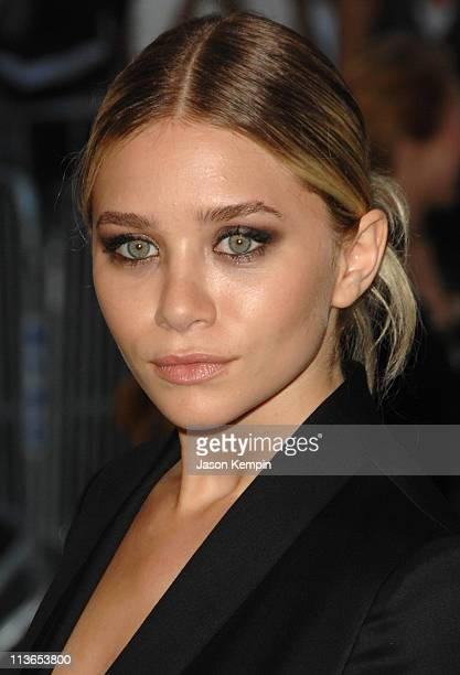 Ashley Olsen during 2007 CFDA Fashion Awards Red Carpet at New York Public Library in New York City New York United States