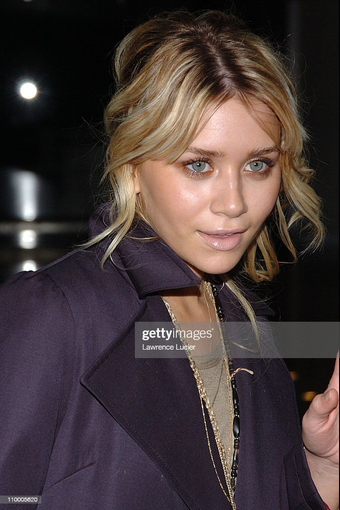 Ashley Olsen during American Museum of Natural History Annual Winter Dance at American Museum of Natural History in New York City New York United...