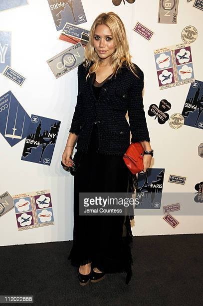 Ashley Olsen during Chanel Event New York Collection December 7 2005 at 57th Street Boutique in New York City New York United States