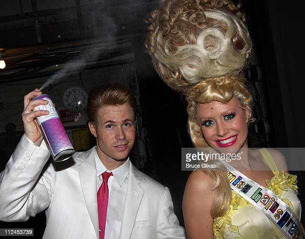 COVERAGE* Ashley Parker Angel who won MTV's 'Making The Band 1' and Aubrey O'Day from MTV's 'Making The Band 3' and the band Danity Kane makes her...