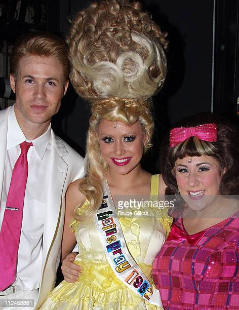 COVERAGE* Ashley Parker Angel who won MTV's Making The Band 1' Aubrey O'Day from MTV's 'Making The Band 3' and the band Danity Kane and Marissa Parry...