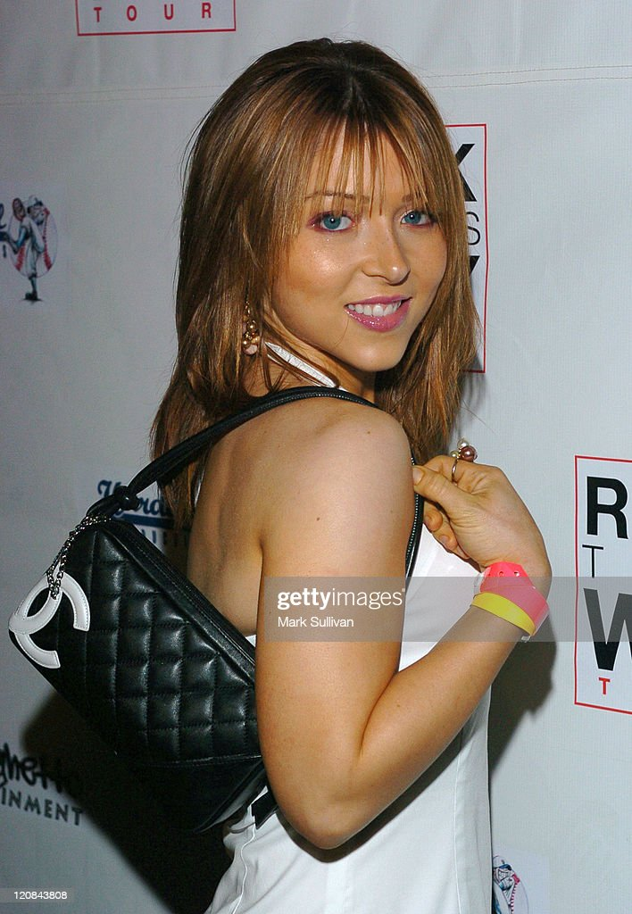 Ashley Peldon during Rock This Way Kick Off Bash - Arrivals at Avalon in Hollywood, California, United States.