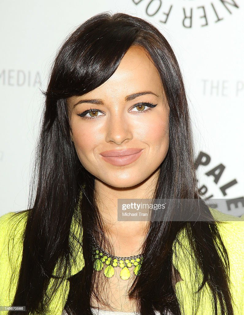 Ashley Rickards arrives at season 2 premiere screening of MTV's comedy series 'Awkward' held at The Paley Center for Media on June 21, 2012 in Beverly Hills, California.