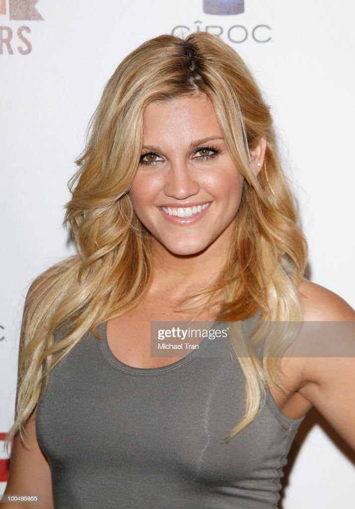 Ashley Roberts arrives to E 20th Birthday Celebration held at The London Hotel on May 24 2010 in West Hollywood California