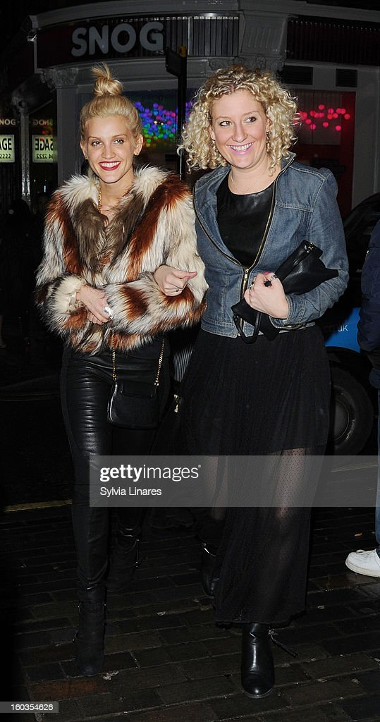 <a gi-track='captionPersonalityLinkClicked' href=/galleries/search?phrase=Ashley+Roberts&family=editorial&specificpeople=678961 ng-click='$event.stopPropagation()'>Ashley Roberts</a> arriving At The Box Club on January 29, 2013 in London, England.