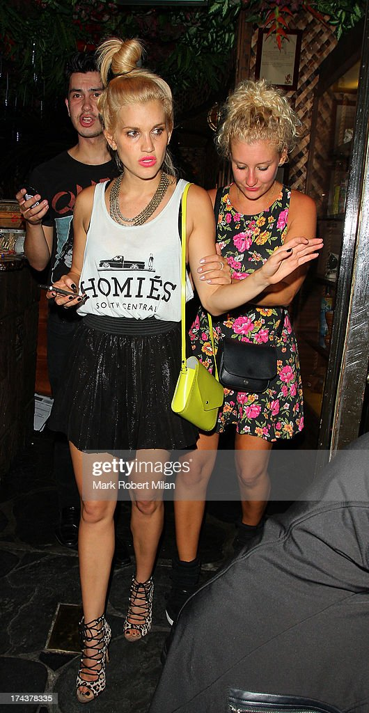 <a gi-track='captionPersonalityLinkClicked' href=/galleries/search?phrase=Ashley+Roberts&family=editorial&specificpeople=678961 ng-click='$event.stopPropagation()'>Ashley Roberts</a> at Mahiki night club on July 24, 2013 in London, England.