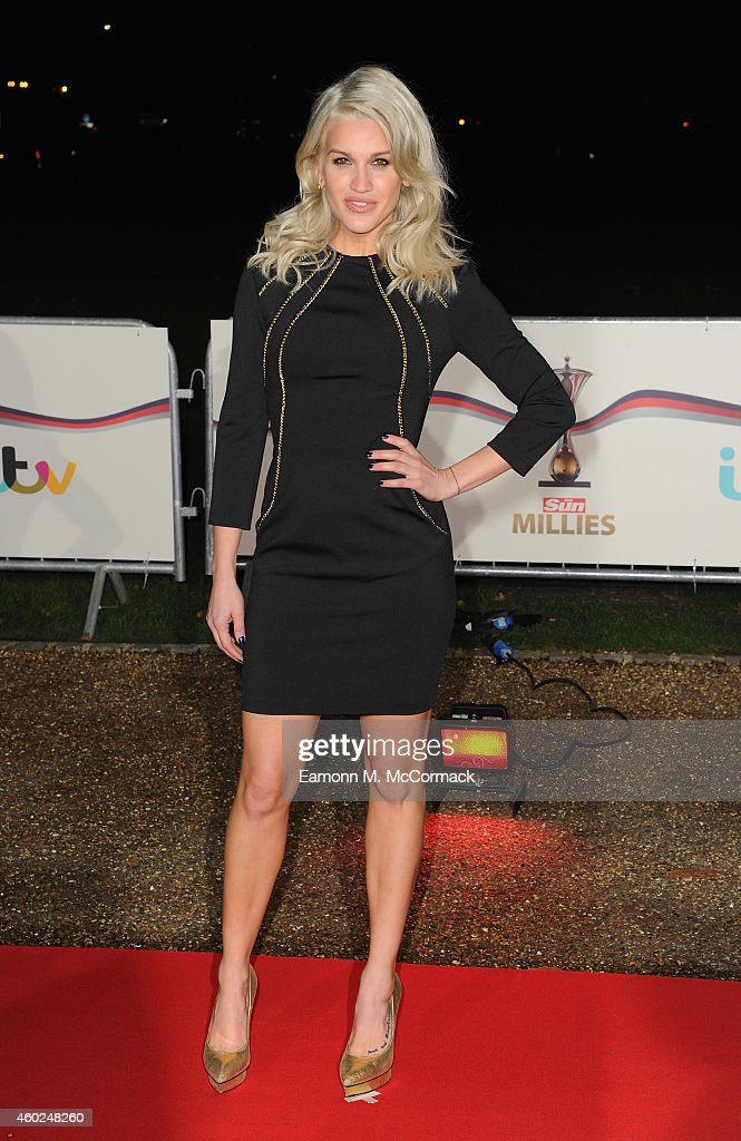 Ashley Roberts attends A Night Of Heroes The Sun Military Awards at National Maritime Museum on December 10 2014 in London England