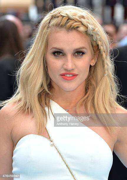 Ashley Roberts attends the European Premiere of 'Entourage' at Vue West End on June 9 2015 in London England