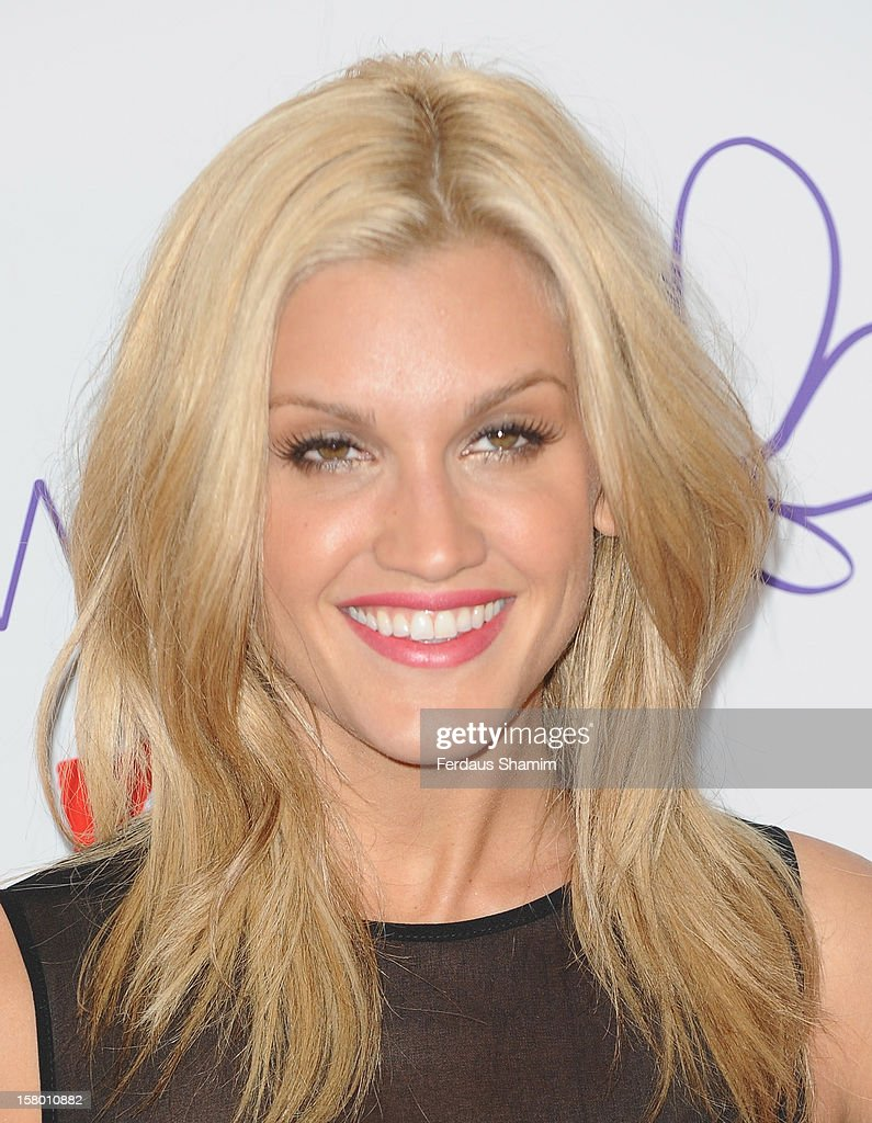 Ashley Roberts attends the Noble Gift Gala at The Dorchester on December 8, 2012 in London, England.