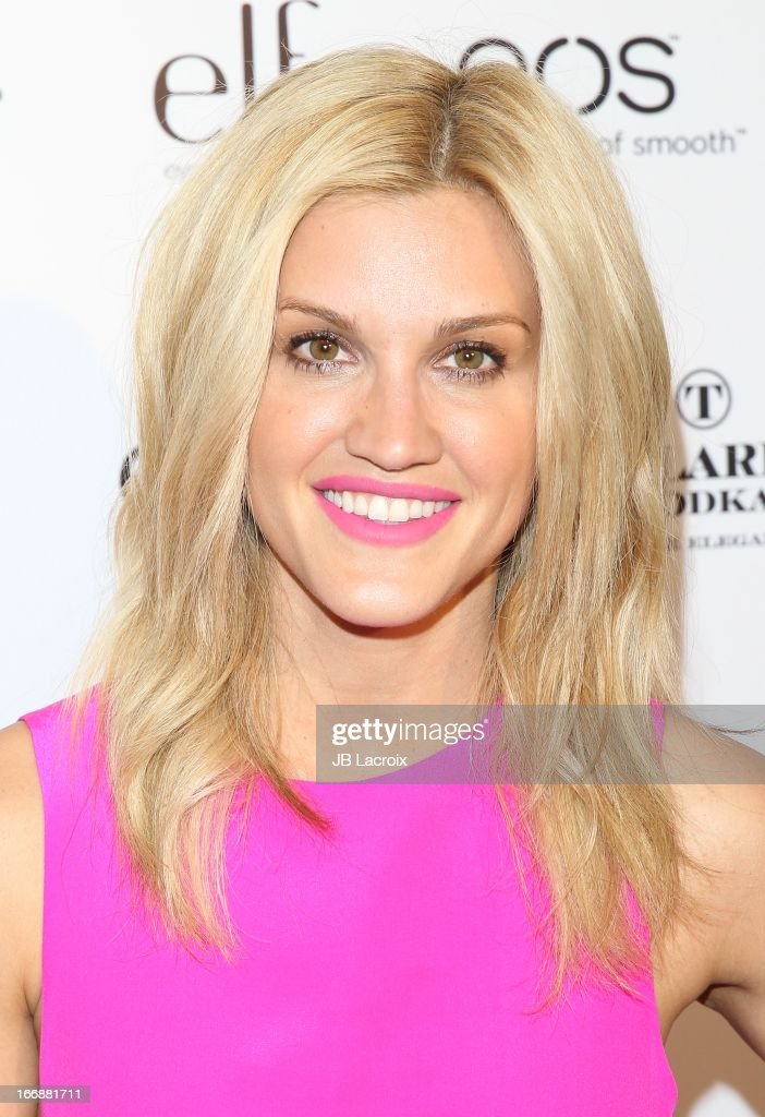 Ashley Roberts attends the OK! Magazine's 'So Sexy' party at Mondrian Los Angeles on April 17, 2013 in West Hollywood, California.